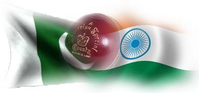 India v Pakistan T20 match 2014