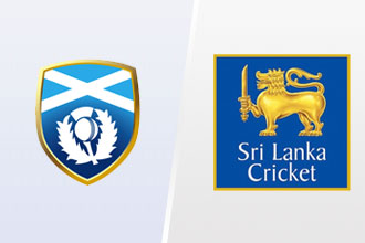 Scotland vs Sri Lanka