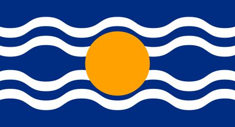 west indeas flag