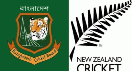 New Zealand v Bangladesh