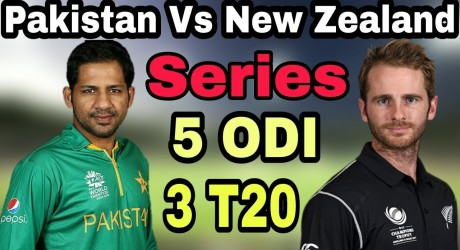 pak and new zeland